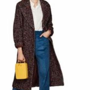 Ulla Johnson's Frances double-breasted coat M